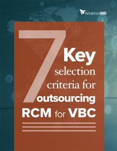 7 Key Criteria For Outsourcing RCM for VBC